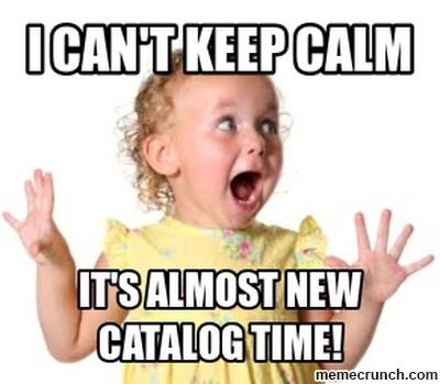 New Catalog Kick Off and Product Shares!  TOMORROW!!