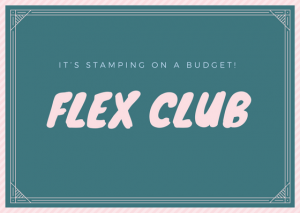 Flex Club Starts This Month!