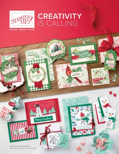 2019 Holiday Catalog is Here!